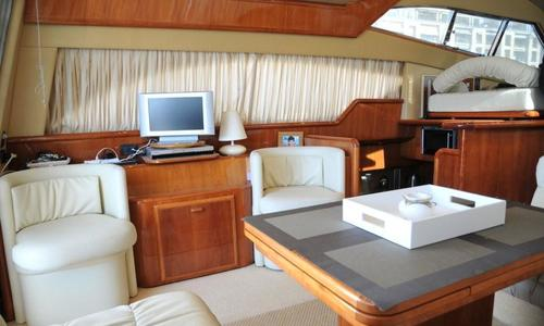 Image of Ferretti 53 Anniversary for sale in France for €299,000 (£261,913) France