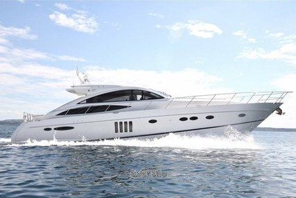 Princess V70 for sale in France for €615,000 (£548,519)