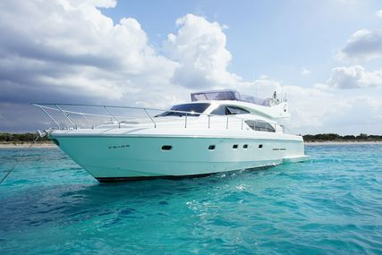 Ferretti 53 for sale in France for €290,000 (£259,903)