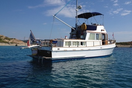 Grand Banks 36 Classic for sale in France for €125,000 (£112,027)