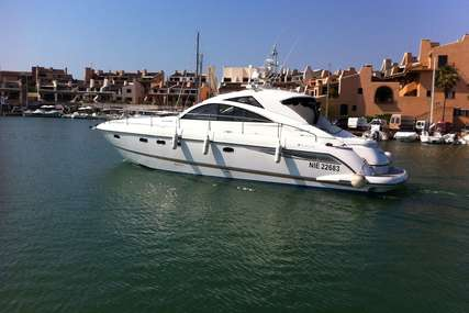 Fairline Targa 47 for sale in France for €350,000 (£308,702)