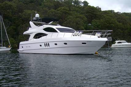 Majesty 61 for sale in France for €415,000 (£370,225)