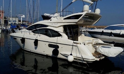 Image of Azimut Yachts 38 Flybridge for sale in France for €299,000 (£261,975) France