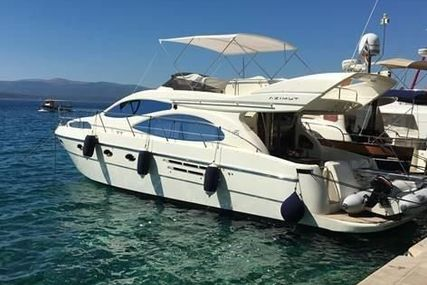 Azimut 46 for sale in France for €210,000 (£187,343)