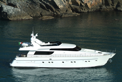 Sanlorenzo SL 72 for sale in France for €1,250,000 (£1,108,628)