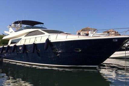 Uniesse 72 for sale in France for €590,000 (£519,430)