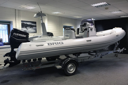 Brig Eagle 580H (2012) for sale in United Kingdom for £21,995