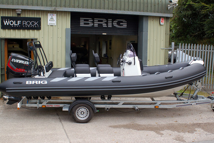 Brig Navigator 610 for sale in United Kingdom for £31,995