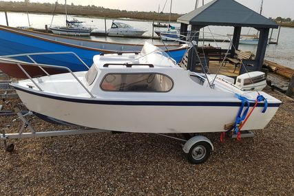 Grp small fisherman for sale in United Kingdom for £2,495