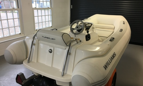 Image of Williams TurboJet 325 for sale in United Kingdom for £9,950 Boats.co. HQ, Essex Marina, United Kingdom