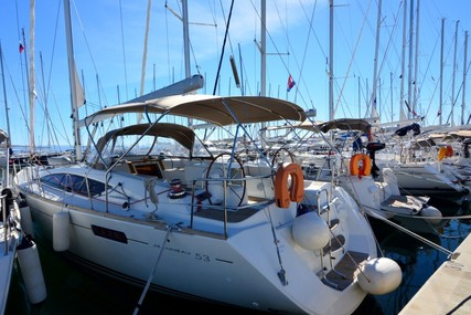 Jeanneau Sun Odyssey 53 for sale in Croatia for €195,000 (£178,743)