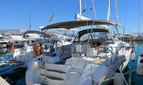 Image of Jeanneau Sun Odyssey 53 for sale in Croatia for €195,000 (£174,734) Dalmatia (, Croatia