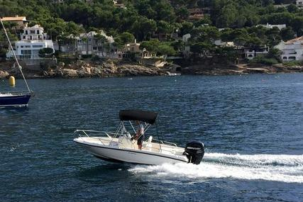 Boston Whaler 180 Dauntless for sale in Spain for €33,500 (£29,879)