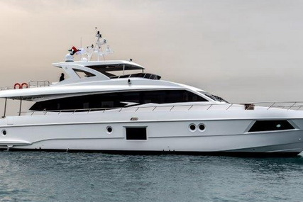 Majesty 90 for sale in United Arab Emirates for €3,060,504 (£2,729,693)