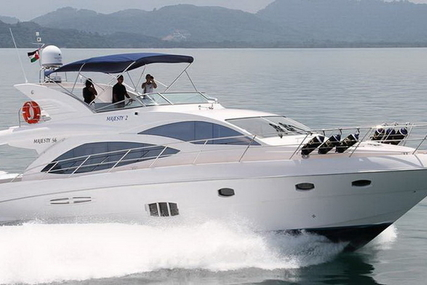 Majesty 56 for sale in Spain for €499,800 (£445,776)