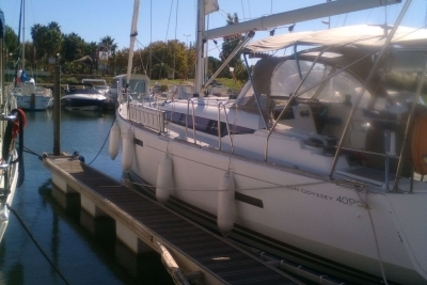 Jeanneau Sun Odyssey 409 for sale in France for 142.500 € (123.050 £)
