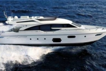Ferretti 690 Altura for sale in Turkey for €1,650,000 (£1,445,340)