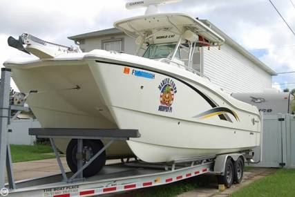 World Cat 270SF for sale in United States of America for $82,500 (£62,420)