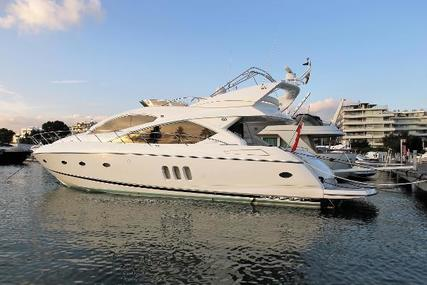 Sunseeker Manhattan 60 for sale in Spain for €595,000 (£526,223)