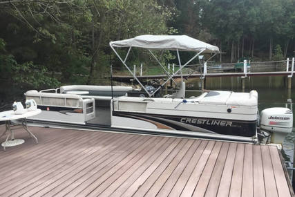 Crestliner 2485 LSI O/B Tritoon for sale in United States of America for $16,000 (£11,606)