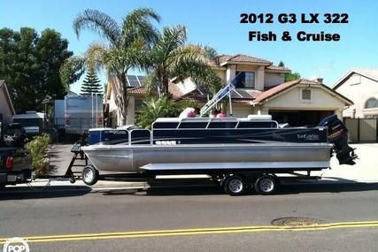 G3 Suncatcher LX 322 Fish & Cruise for sale in United States of America for $42,000 (£29,983)