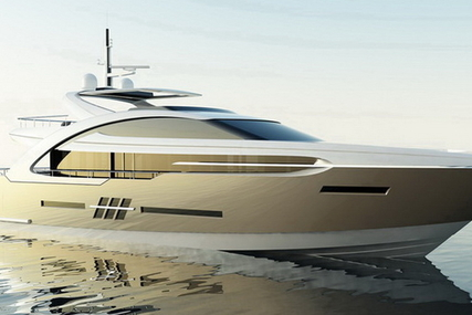 Elegance Yachts Elegance 122 for sale in Germany for €14,274,050 (£12,792,660)