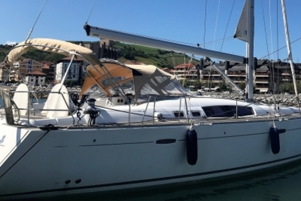 Beneteau Oceanis 54 for sale in Spain for €250,000 (£218,570)