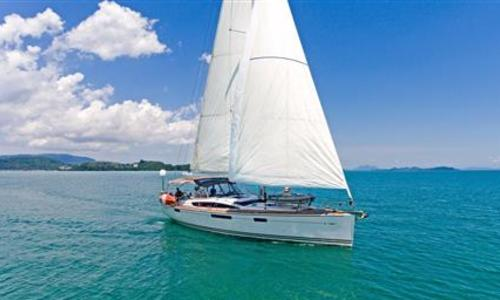 Image of Jeanneau Sun Odyssey 57 for sale in Thailand for $495,000 (£356,687) Phuket, , Thailand