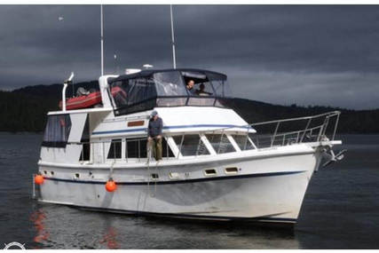 CHB 48 Trawler Motoryacht for sale in Canada for $126,500 (£89,497)