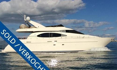Image of Azimut 70 Sea-Jet for sale in Italy for €329,000 (£290,085) Emilia-Romagna, Italy