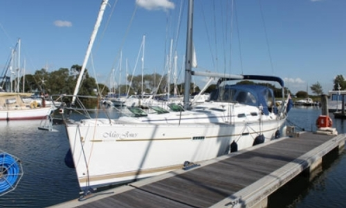 Image of Beneteau Oceanis 393 for sale in United Kingdom for £74,950 CHICHESTER, United Kingdom