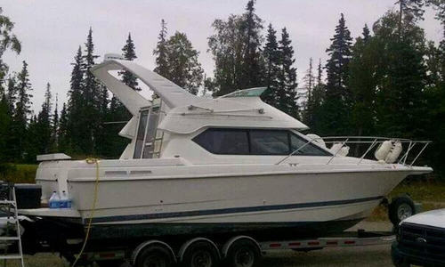 Image of Bayliner Ciera 2858 Command Bridge for sale in United States of America for $42,500 (£33,318) Kenai, Alaska, United States of America