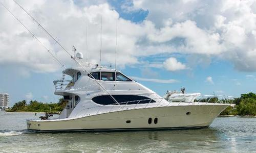 Image of Hatteras 77 Convertible for sale in United States of America for $3,295,000 (£2,493,567) Palm Beach, FL, United States of America