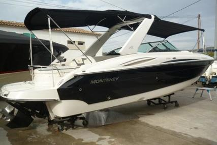 Monterey 278 SSX for sale in Spain for €69,000 (£61,663)