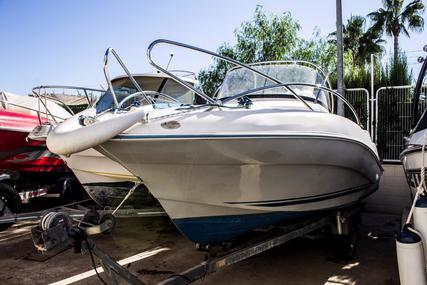 Quicksilver 555 Commander for sale in Spain for €13,000 (£11,516)