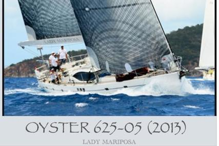 Oyster 625 for sale in Spain for £1,550,000