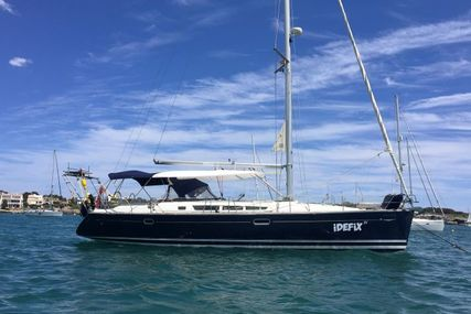 Jeanneau Sun Odyssey 45 for sale in Netherlands for €149,500 (£132,473)