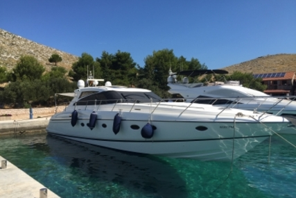 Princess V58 for sale in Croatia for €438,000 (£386,141)