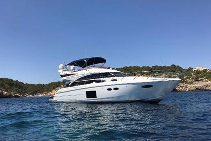 Princess 56 for sale in Spain for €925,000 (£810,252)