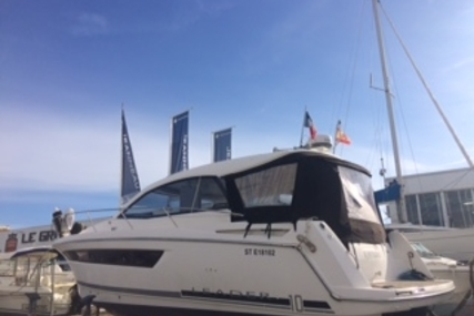 Jeanneau Leader 10 for sale in France for €135,000 (£120,509)