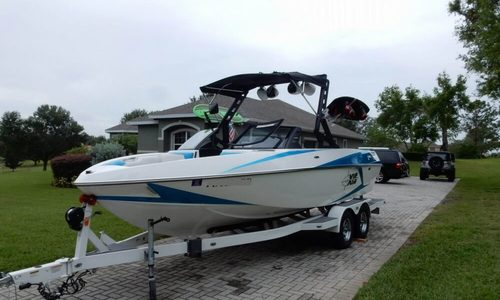 Image of Malibu Axis T22 for sale in United States of America for $78,900 (£61,952) Winter Garden, Florida, United States of America