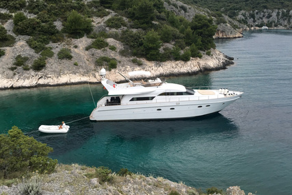 Gianetti 68 Fly for sale in Croatia for €295,000 (£263,631)