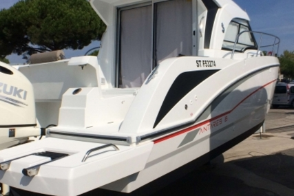 Beneteau Antares 8 OB for sale in France for €65,000 (£57,491)