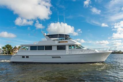 Hatteras Motor Yacht for sale in United States of America for $679,000 (£514,491)