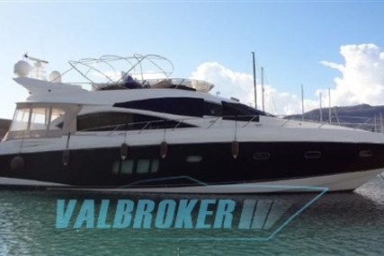Sunseeker Manhattan 70 for sale in Italy for €1,075,000 (£955,258)