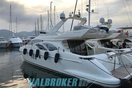 Azimut 62 for sale in Italy for €490,000 (£433,809)