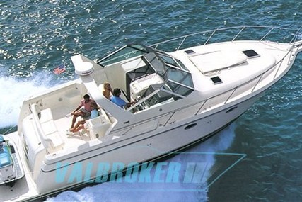 Tiara 3500 Open for sale in Italy for €140,000 (£123,716)