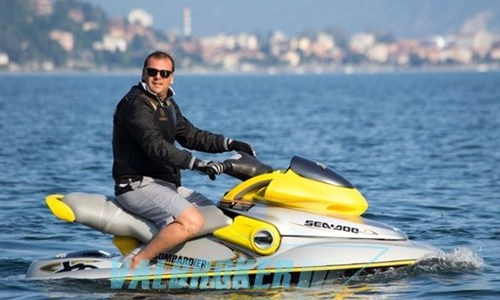 Image of Moto d'acqua Sea Doo XP for sale in Italy for P.O.A. (P.O.A.) Verbania, Lago Maggiore, Italy