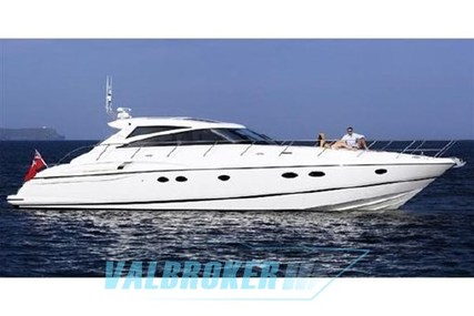 Princess V58 for sale in France for €380,000 (£337,673)