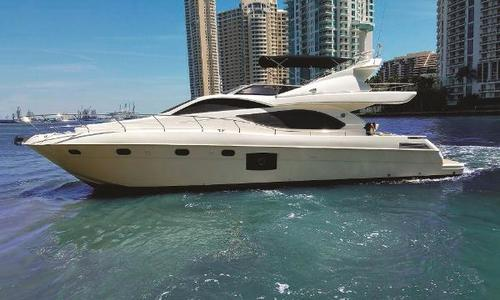 Image of Altamar 66 Motoryacht w/ Volvo IPS for sale in United States of America for $850,000 (£608,081) Miami, FL, United States of America